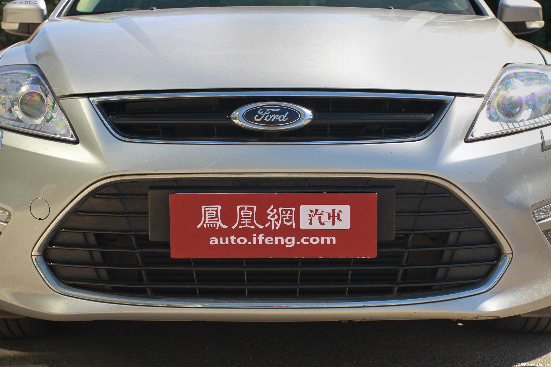 2011款 福特蒙迪欧-致胜 2.0l gtdi240豪华运动型