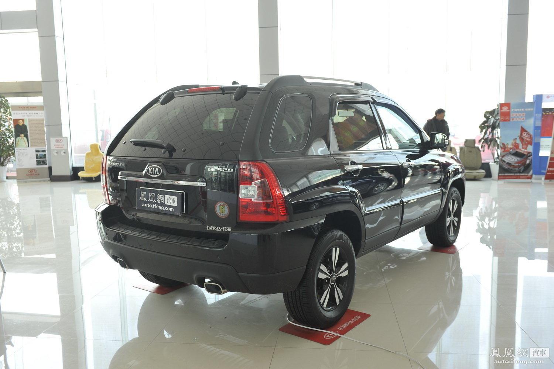 2011款 起亞獅跑gl520