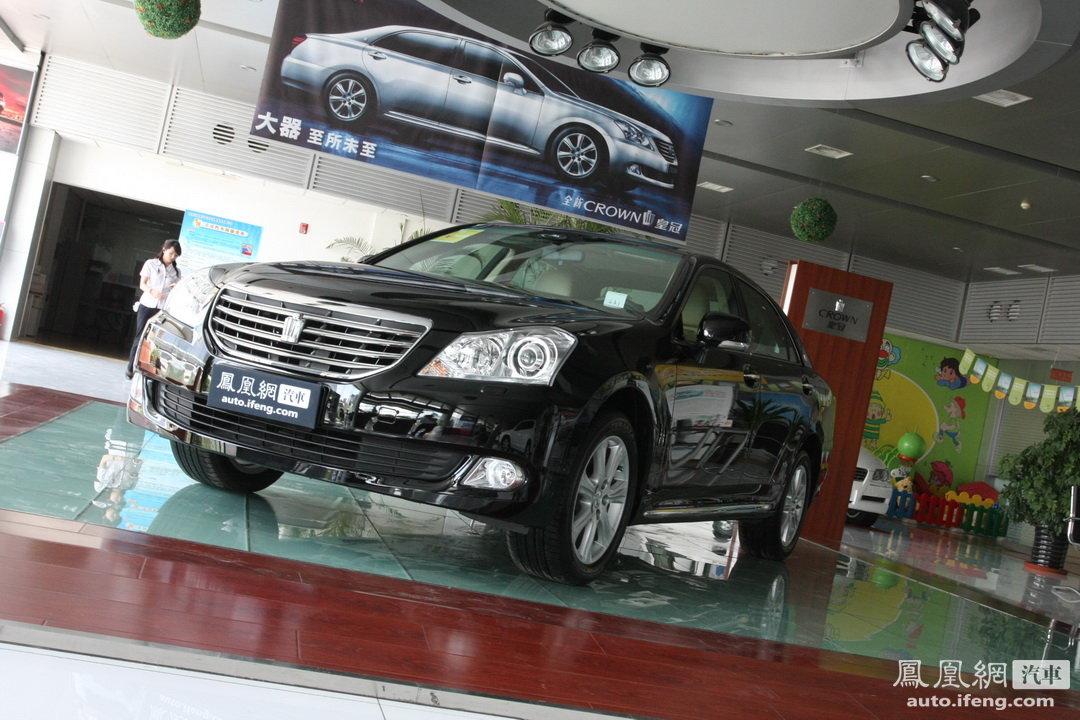 2010款一汽丰田皇冠v6