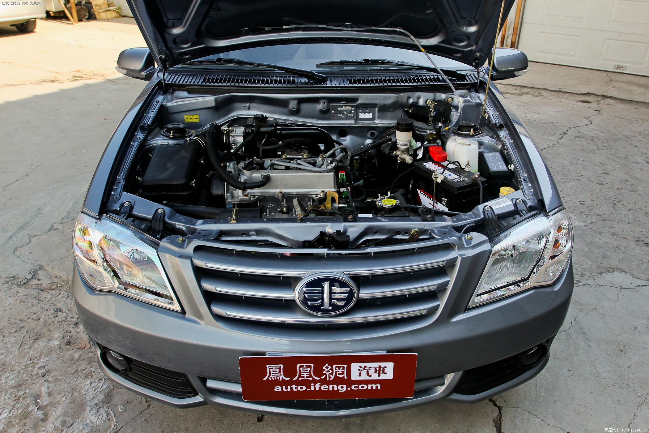 2012款 n3 三厢标准助力型图片 一汽