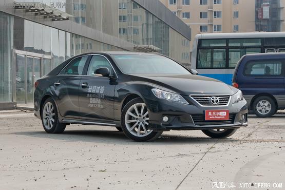 2012款锐志车型优惠1.93万元 另赠礼包