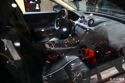 捷豹XJ旗舰尊崇版广州车展正式上市 售价249.8万