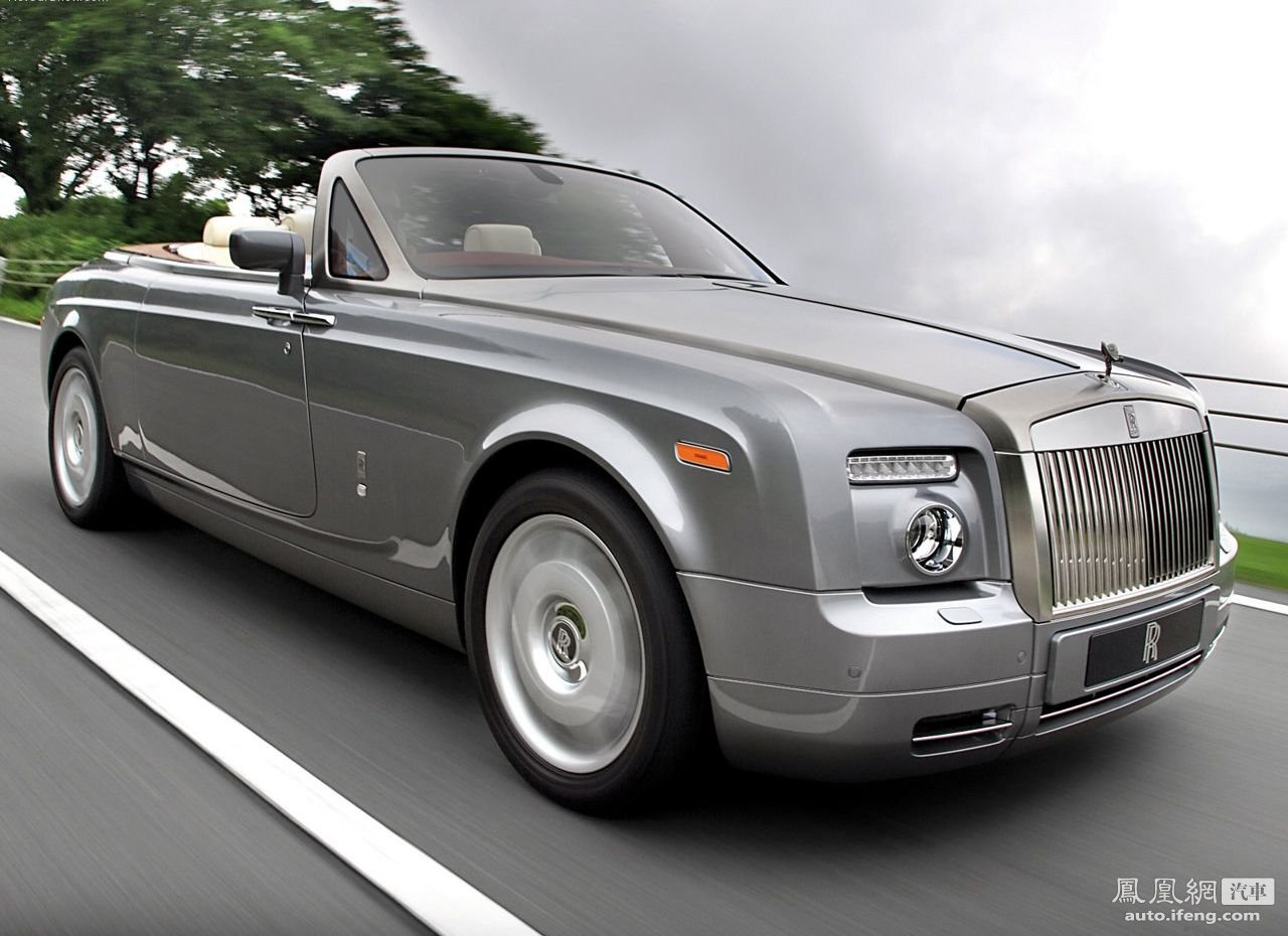 Rolls Royce Sports Car Pictures