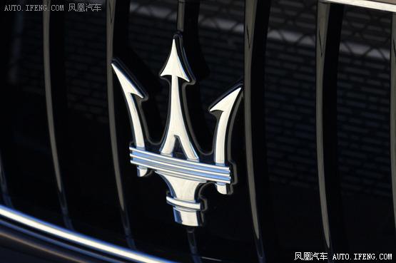 玛莎拉蒂去年的全球销售量仅为6,288辆.菲亚特首席执行官塞高清图片