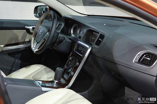 沃尔沃S60亮相广州车展 明年进口/预售30-60万