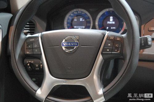 沃尔沃发布全新XC60 2.0T车型 起售价39.8万元