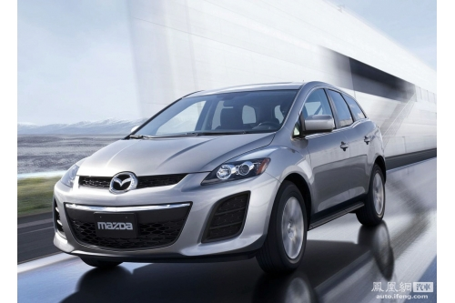 2011款马自达CX-7新增部分配置 售29.08万元