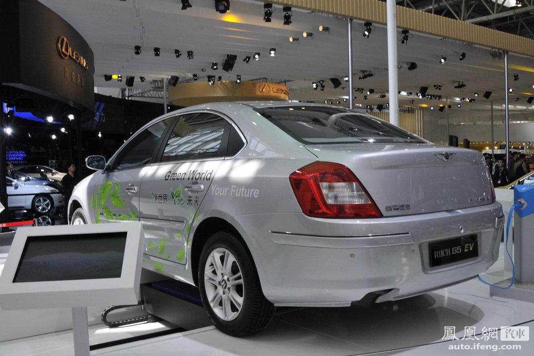 瑞麒g5车祸图片 瑞麒g5改装版高清图片