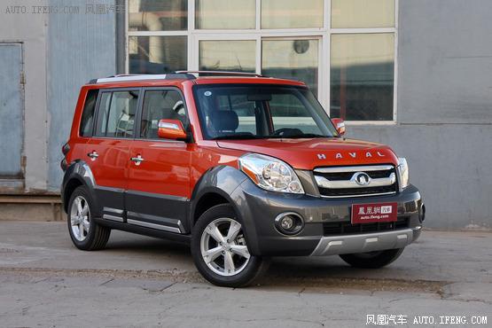 长城哈弗M2天津享优惠6000元 现车在售
