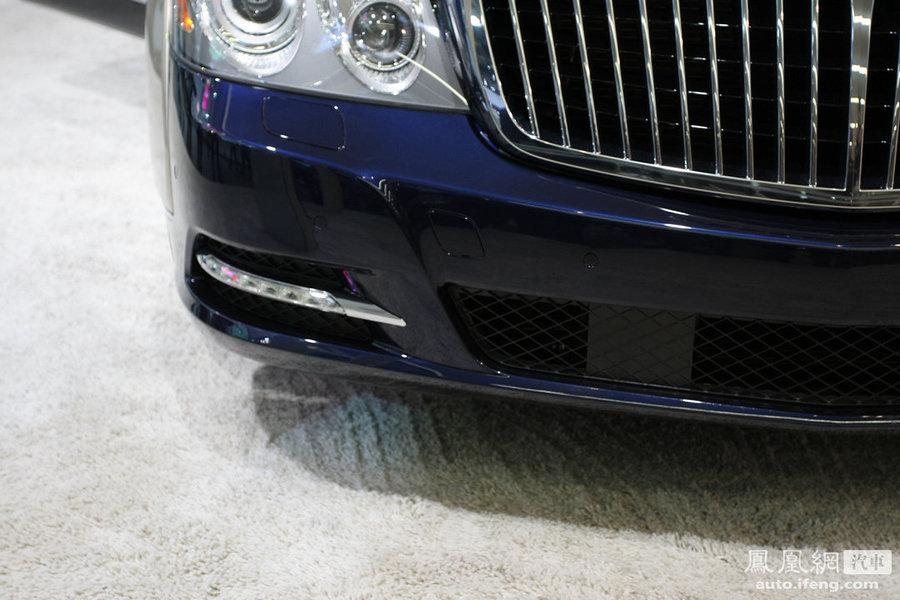 迈巴赫 2010北京国际车展