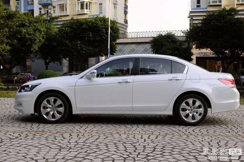 2011款雅阁将亮相广州车展 明年上市预售18万起