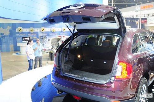 广州车展未来有望国产SUV盘点 价格能降一大截