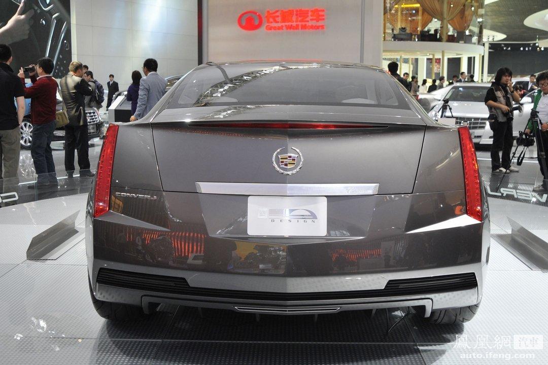 凯迪拉克XTS 2010北京国际车展