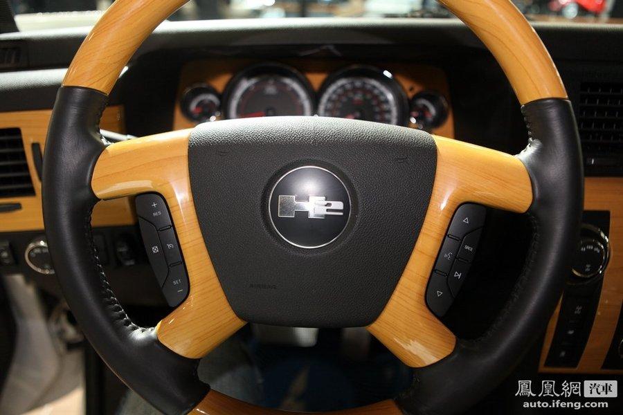 悍马 2010北京国际车展