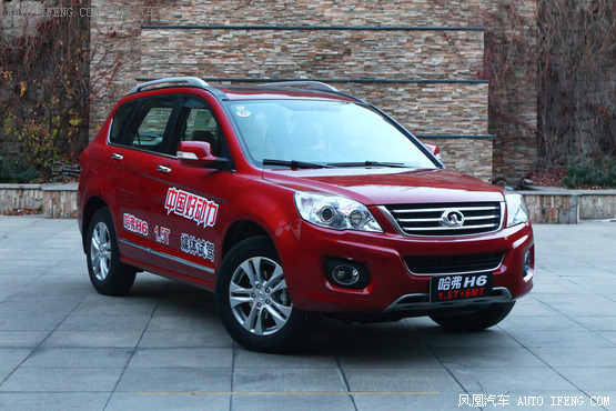 长城哈弗H6柴油版优惠2000元 现车在售