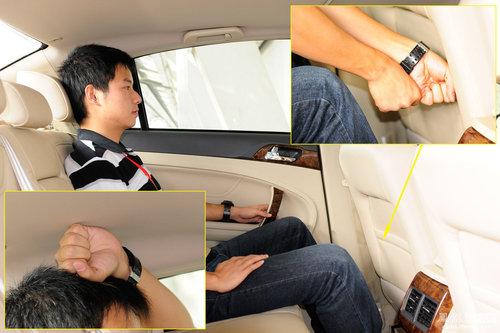凤凰网汽车试驾广汽传祺 宜商宜居的亚运之车(5)