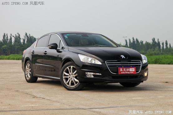 2012款标致508天津优惠1.45万 现车充足