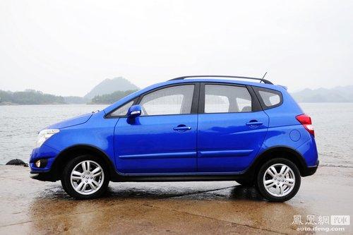 长安CX20配置曝光 将于11月3日正式上市