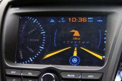 体验第二代iVoka云驾驶系统 交互更智能