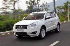 试驾吉利6AT全系车型 性能提升油耗更低
