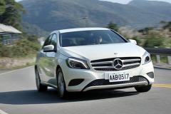 海外试驾奔驰全新A180 感受年轻与动感