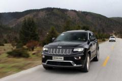试驾2014款Jeep大切诺基 全能型SUV之选