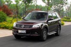 试驾自主SUV海马S7 设计成熟配置更全面