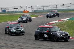 赛道试驾MINI JCW全系 纯粹的驾驶乐趣