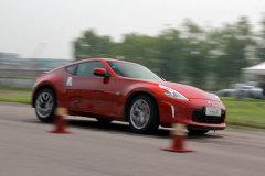 试驾日产370Z/GT-R 赛道中感受驾控快感
