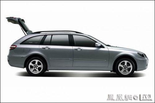 华晨骏捷wagon高清图片