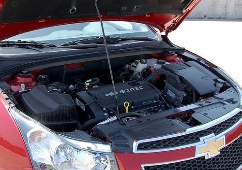 科鲁兹发动机都有DVVT-i技术-参数再现 雪佛兰科鲁兹4月18日正式上市高清图片