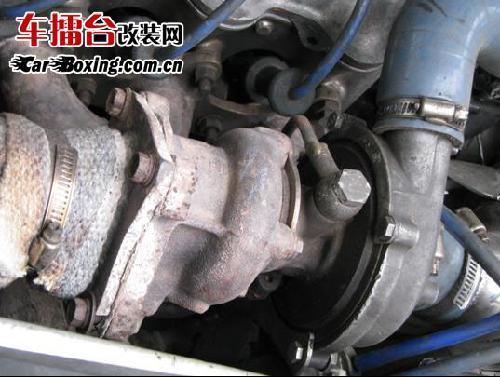 改装上旧款丰田佳美的喷油嘴,f1-z燃油增压器,博世加大汽油泵和电喷用