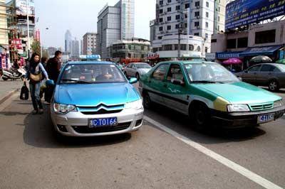 温州车环�y�!�m_雪铁龙一枝独秀 占温州出租车80%以上市场份额