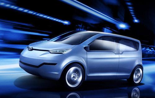2高性能电动汽车,长城推出了欧拉,而华晨、奇瑞、比亚迪、海高清图片