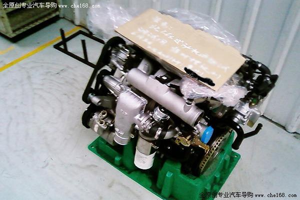 奇瑞推多款机械增压发动机