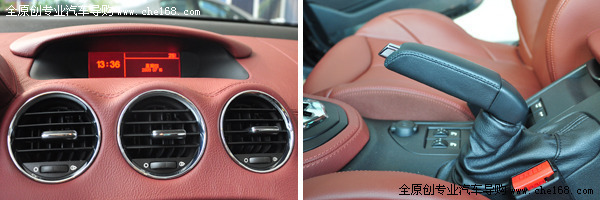 ],308cc的内饰布局并没有很大改变,中控台采用黑色钢琴漆与银色运动装饰条配合,动感而不失高贵。上面是音响设备,下面是双区域自动空调,但是但取消了原来6碟CD,换成了更实用的可读MP3的RD4音响,并支持AUX接口。