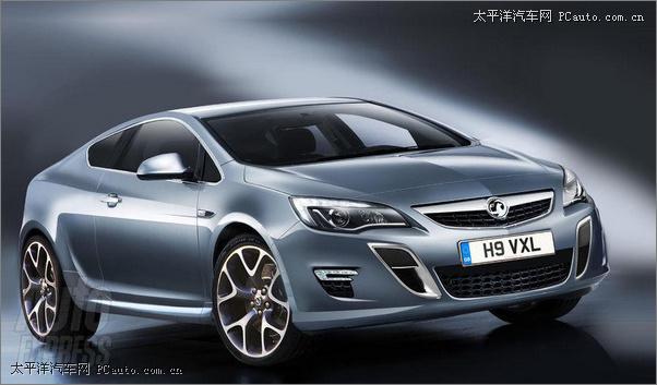 新一代gtc轿跑 欧宝新概念车将于德国发布高清图片
