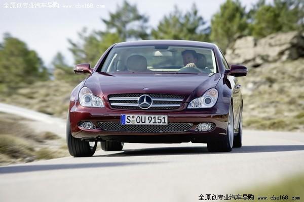 奔驰cls300轿跑车西安接受预订高清图片