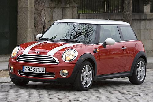 Mini两款低配车型10月上市 售价24.5万高清图片