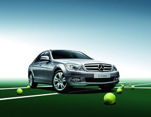 梅赛德斯-奔驰全程赞助2009中国网球公开赛