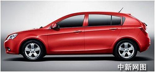 面对当前两厢车愈来愈受青睐的市场现状,吉利将在此次广州车展期间