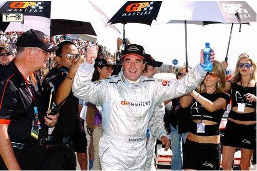 巴顿 雷诺/原布朗GP车手,英国人巴顿,在今年拿下世界冠军后,出人意料...