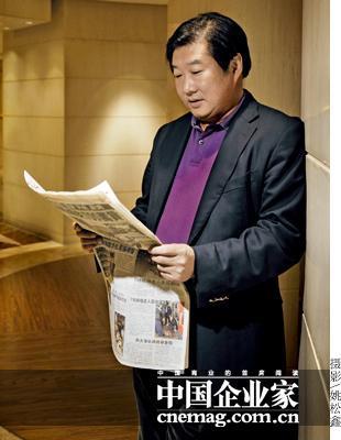 潍柴董事长谭旭光:低谷发动机