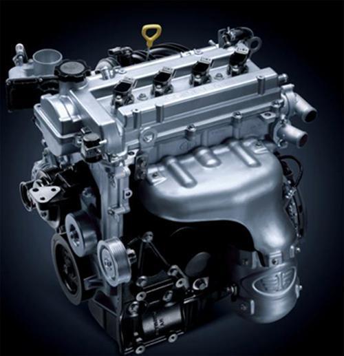 解析夏利N5 VCT i发动机之澎湃动力高清图片