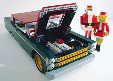 许多欧洲著名的汽车设计师和工程师,他们的孩童记忆里都少不了乐高