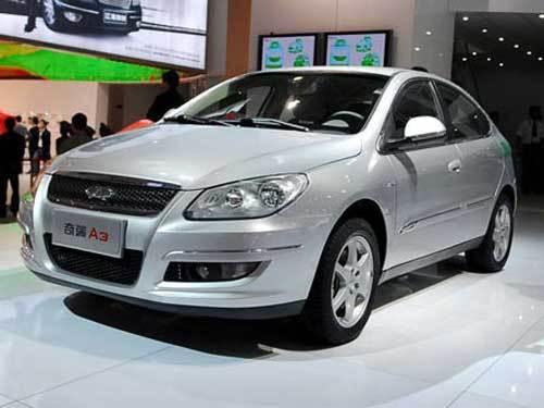 现在2010款奇瑞a3[综述 图片 论坛]车型的优惠仅为1000元,虽然比前一