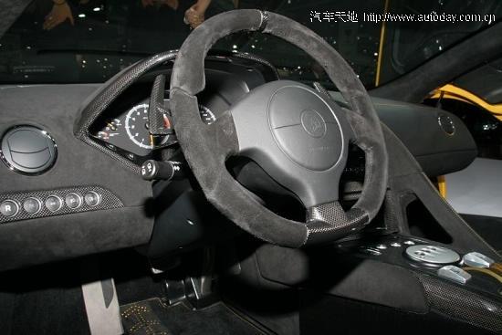 最好的超级跑车制造商之一的兰博基尼的减排方案表示浓厚的兴高清图片