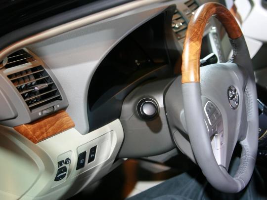 2010款凯美瑞演绎中高级车新价值