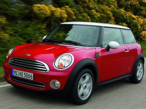 mini cooper车型图片(图片来源:资料图)图片
