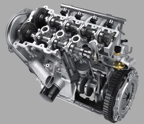 详解奔奔mini搭载的c10发动机省油秘方图片